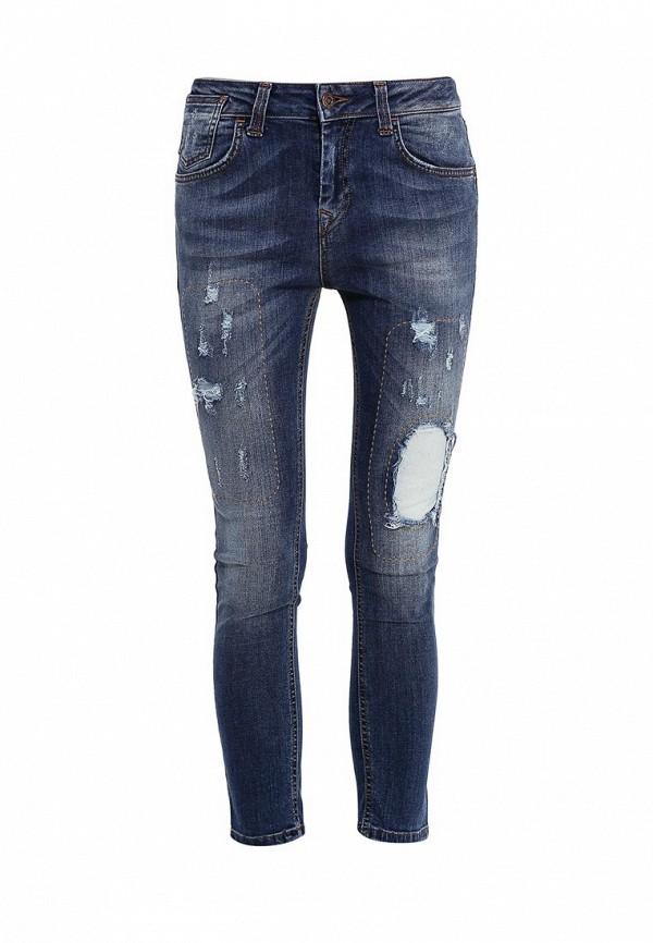 Зауженные джинсы Fornarina BIR1I40D816DV2