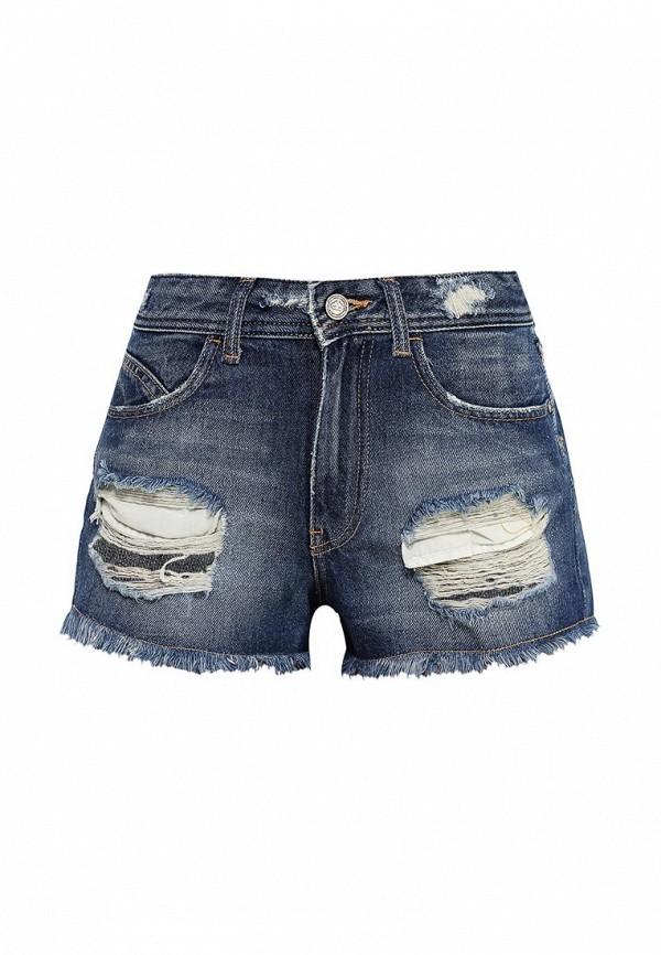 Шорты джинсовые Fornarina BE171L57D876JO