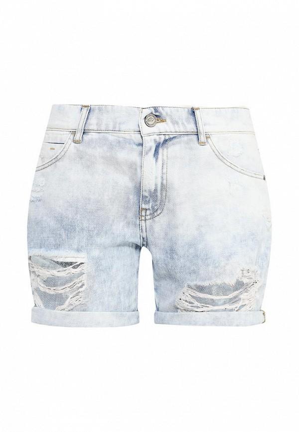 Женские джинсовые шорты Fornarina BE171L86D875WW