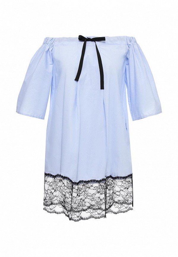 Платье Fornarina Fornarina FO019EWRSO61 цены онлайн