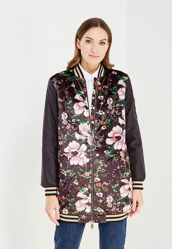 Куртка утепленная Fornarina Fornarina FO019EWXQA74 fornarina свитер