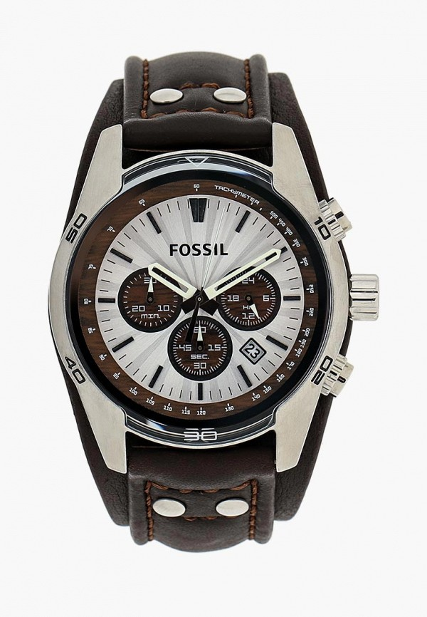 Часы Fossil Fossil FO619DMHCR60 часы fossil fossil fo619dmyxh92