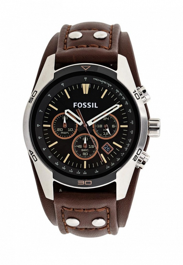 Часы Fossil Fossil FO619DMHCR67 часы kenneth cole kenneth cole ke008dmwtw72