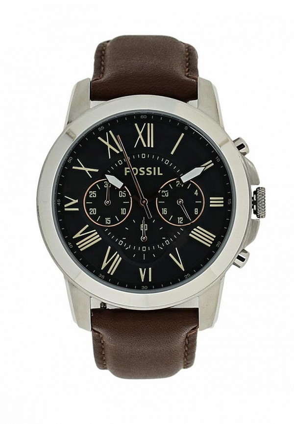 Часы Fossil Fossil FO619DMHCR88 часы kenneth cole kenneth cole ke008dmwtw72