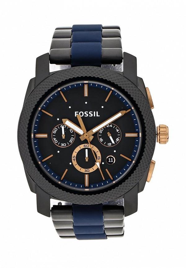 Часы Fossil Fossil FO619DMQXA64 часы fossil fossil fo619dmsif52