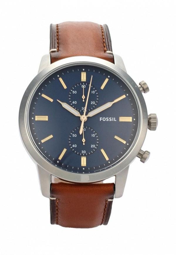 Часы Fossil Fossil FO619DMSIF50 аксессуары tom tailor