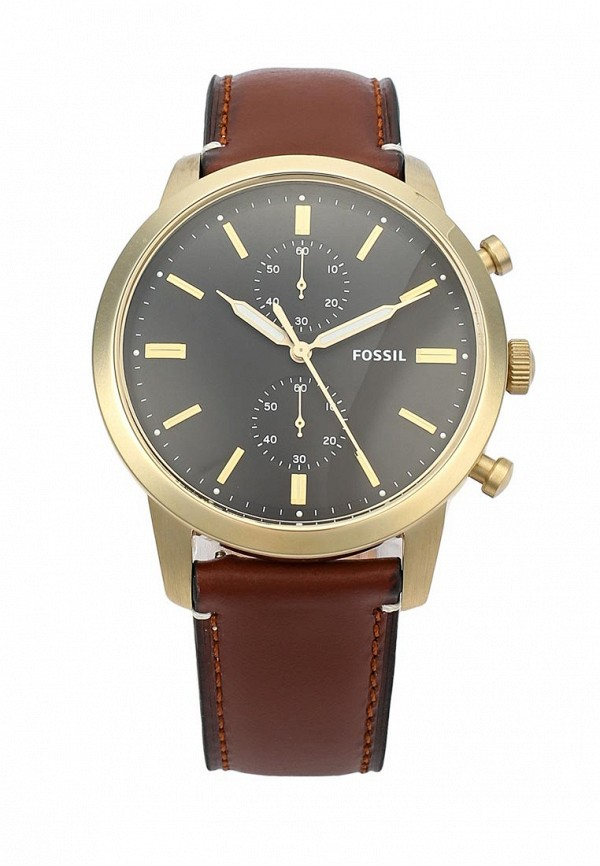 Часы Fossil Fossil FO619DMVKA34 fossil es4045