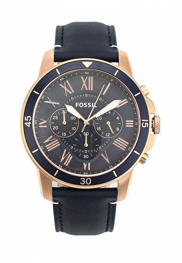 Часы Fossil Fossil FO619DMZVR14 часы kenneth cole kenneth cole ke008dmwtw72