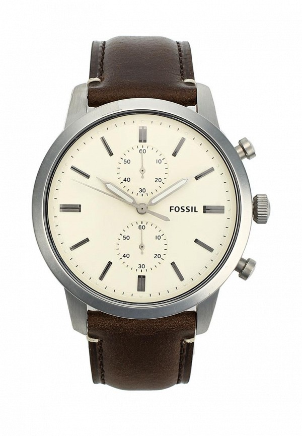 Часы Fossil Fossil FO619DMZVR18 часы kenneth cole kenneth cole ke008dmwtw72