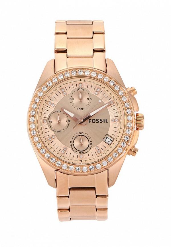 Часы Fossil Fossil FO619DWAJBU2 часы fossil fossil fo619dmkuv36
