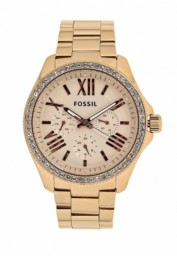 Часы Fossil Fossil FO619DWHCR57 fossil fs4745