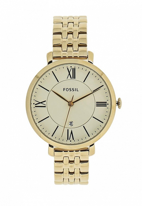 Часы Fossil Fossil FO619DWHCR80 fossil es4205
