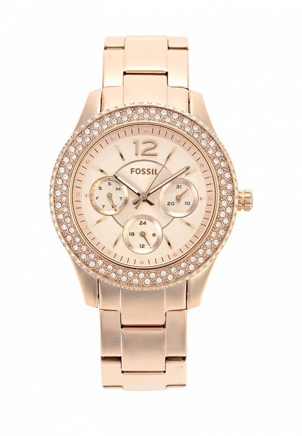 Часы Fossil Fossil FO619DWIVI09 fossil coachman ch3051