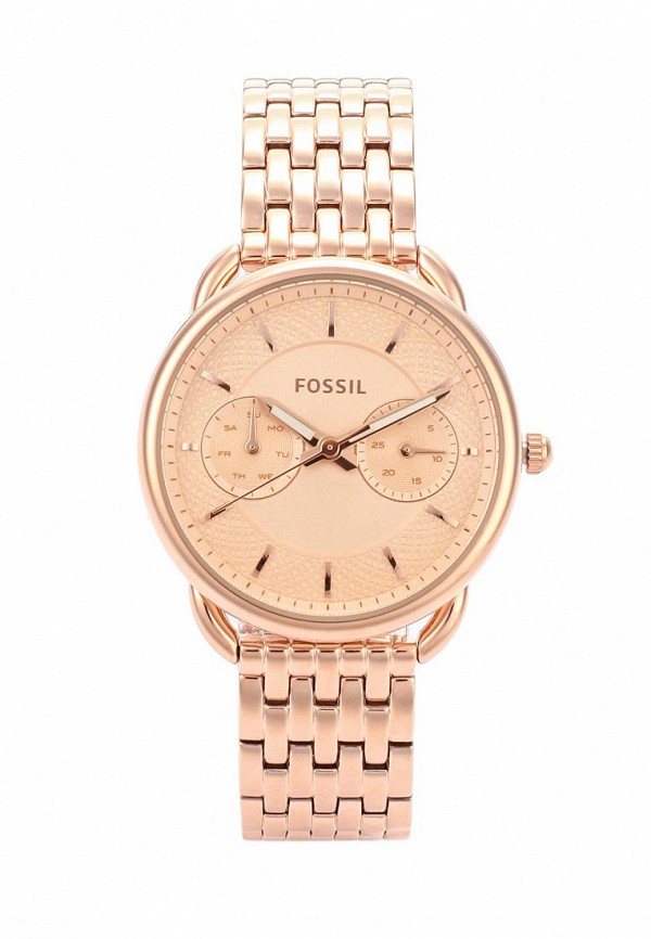 Часы Fossil Fossil FO619DWQXA55 stylish sleeveless u neck color block racerback sports bra for women