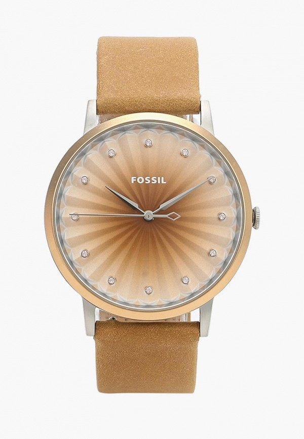 Часы Fossil Fossil FO619DWSIF38 часы fossil fossil fo619dmkuv36