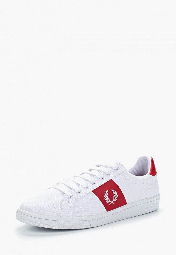 Кеды Fred Perry Fred Perry FR006AMAART1 свитшот fred perry fred perry fr006emzzx84