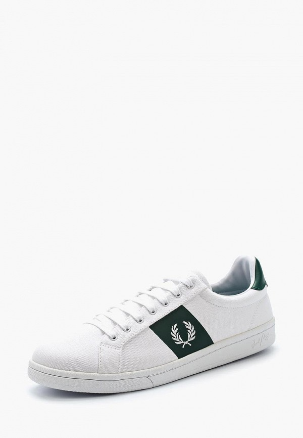 Кеды Fred Perry Fred Perry FR006AMAART2 футболка fred perry fred perry fr006emzzx28