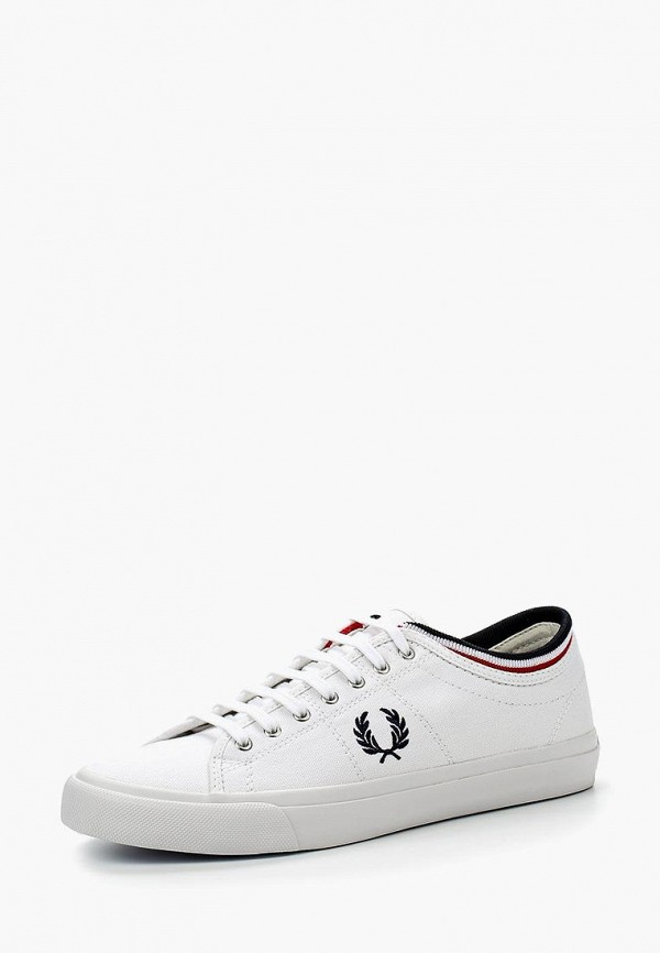 Кеды Fred Perry Fred Perry FR006AMHLG47 футболка fred perry fred perry fr006ewzzw98