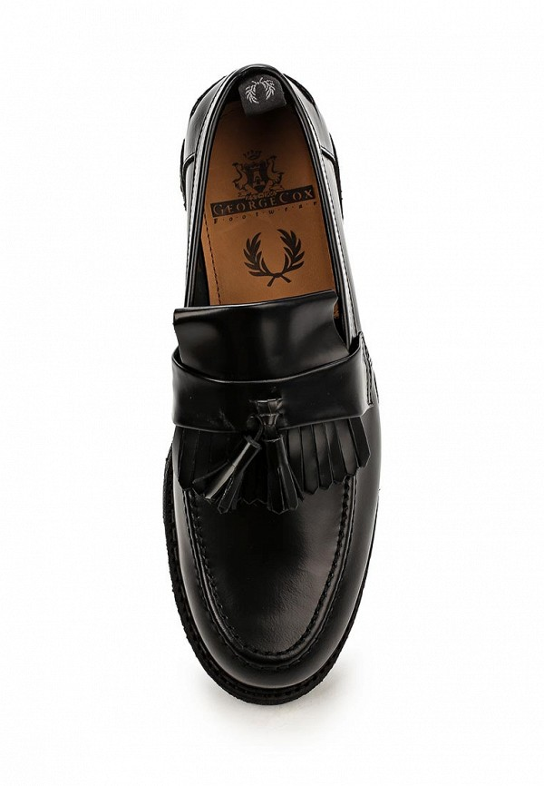 Лоферы Fred Perry