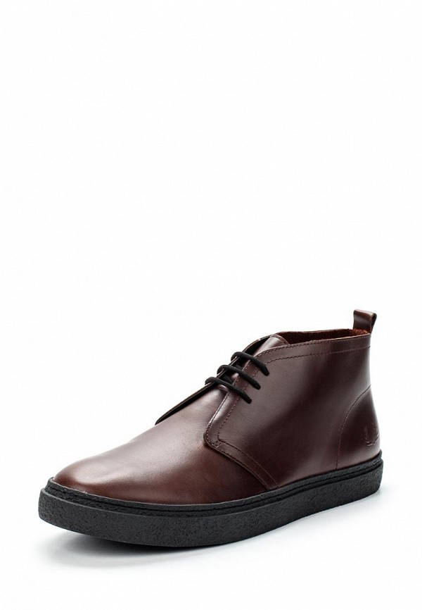 Ботинки Fred Perry Fred Perry FR006AMUID41 что означает fred perry