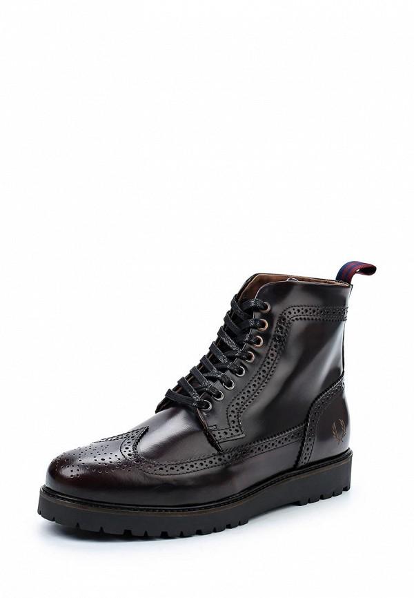 цена Ботинки Fred Perry Fred Perry FR006AMWWE26 онлайн в 2017 году