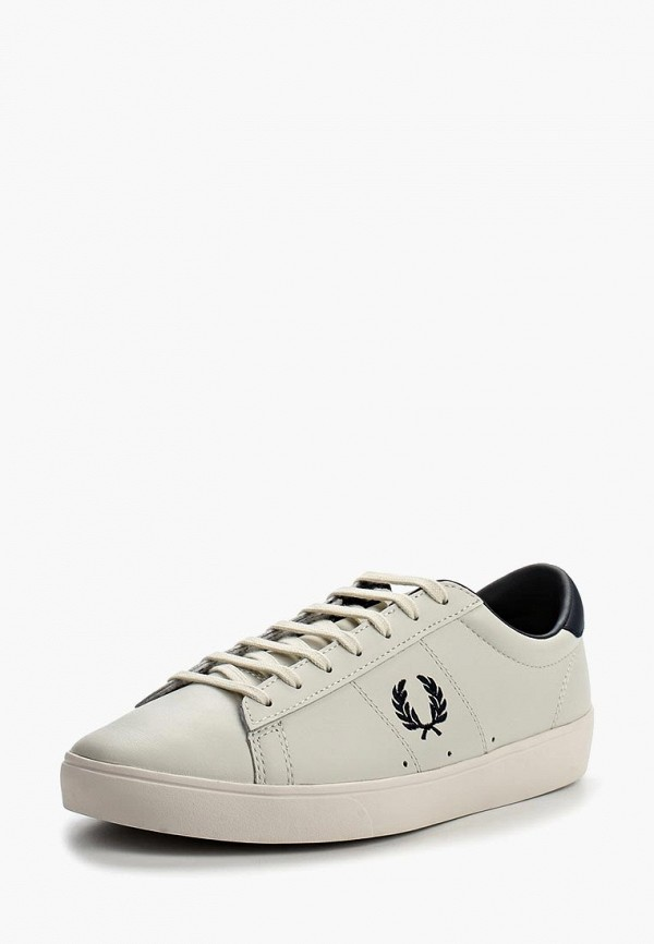 Кеды Fred Perry Fred Perry FR006AUOQW26 футболка fred perry fred perry fr006ewzzw98