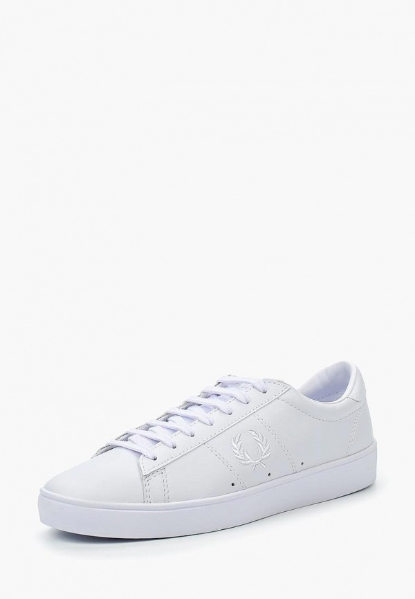Кеды Fred Perry Fred Perry FR006AWUIA84 свитшот fred perry fred perry fr006emzzx84