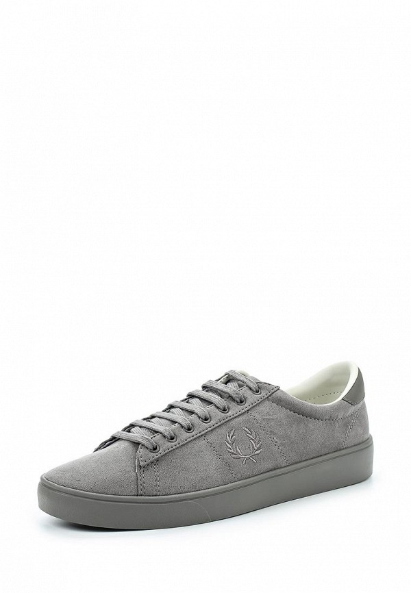 Кеды Fred Perry Fred Perry FR006AWZZX01 футболка fred perry fred perry fr006ewzzw98