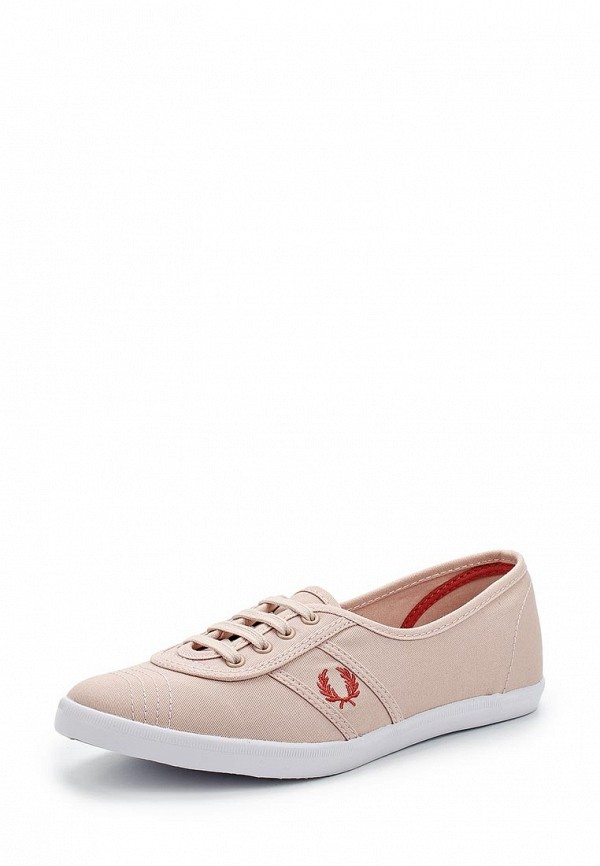 Кеды Fred Perry Fred Perry FR006AWZZX08 футболка fred perry fred perry fr006ewzzw98