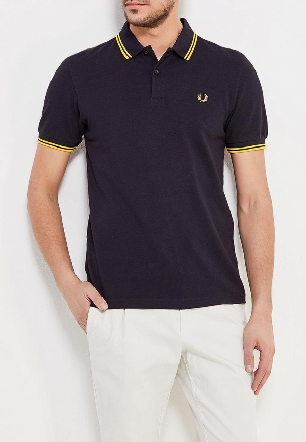 Поло Fred Perry Fred Perry FR006EMBNF26 поло fred perry fred perry fr006embnf26
