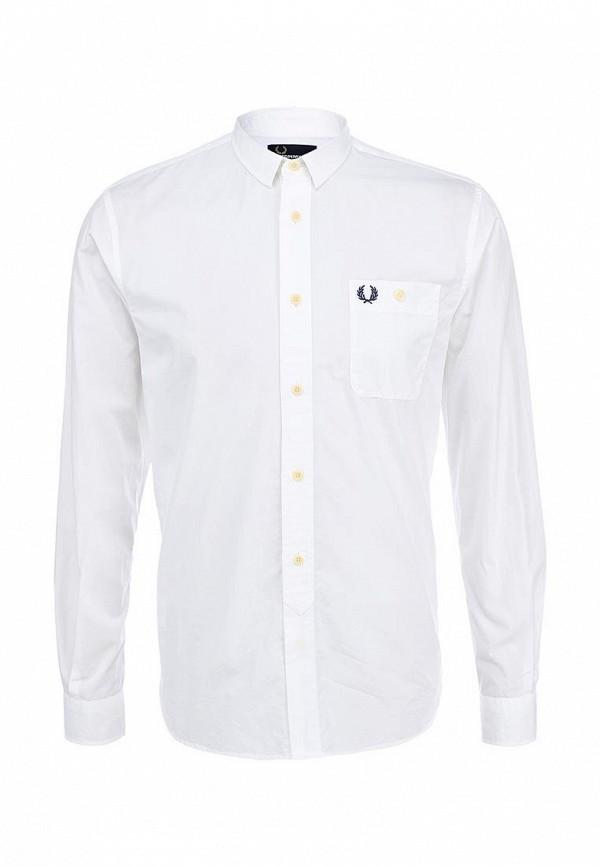 Фред Перри рубашки белая