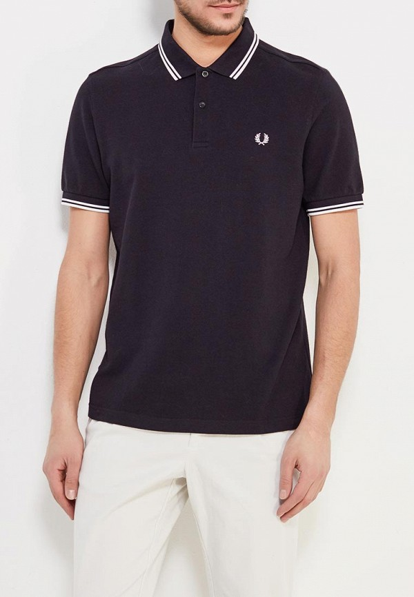 Поло Fred Perry Fred Perry FR006EMCOH21 поло fred perry fred perry fr006emhw756