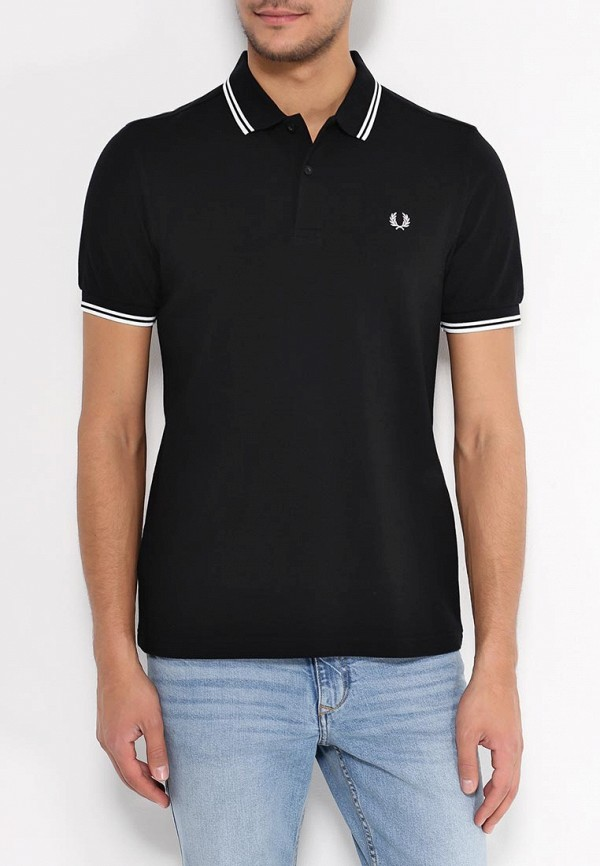 Поло Fred Perry Fred Perry FR006EMCOH21 футболка fred perry fred perry fr006emzzx28