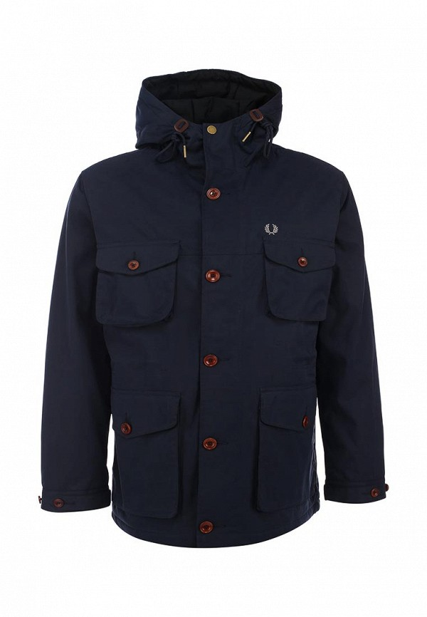 Утепленная куртка Fred Perry J7219