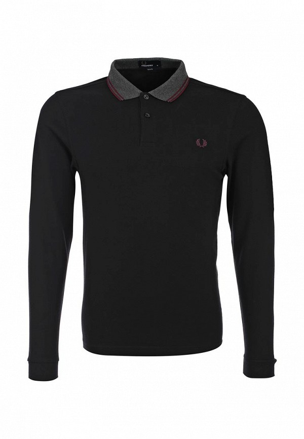 Поло Fred Perry CONTRAST COLLAR PIQUE SHIRT