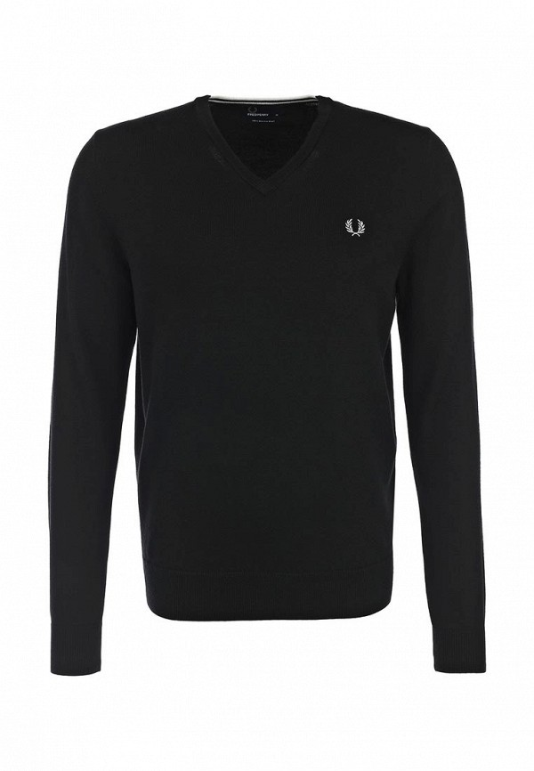 Здесь можно купить CLASSIC V NECK SWEATER  Пуловер Fred Perry Свитеры и кардиганы