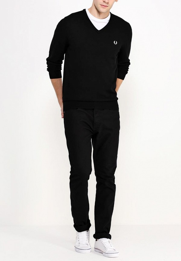 Пуловер Fred Perry Fred Perry FR006EMGFE51 fred perry fred perry m8263 102