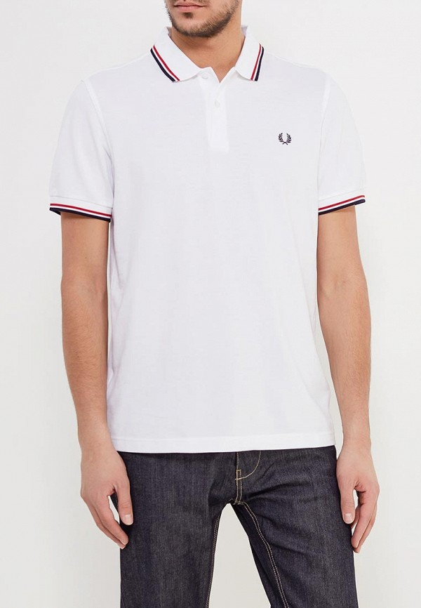 Поло Fred Perry Fred Perry FR006EMHW756 поло fred perry fred perry fr006ewopv41