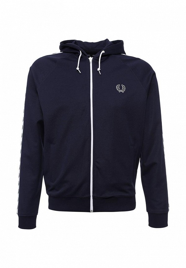 Толстовка Fred Perry Fred Perry FR006EMJTU97 толстовка классическая fred perry loopback hooded sweat gray