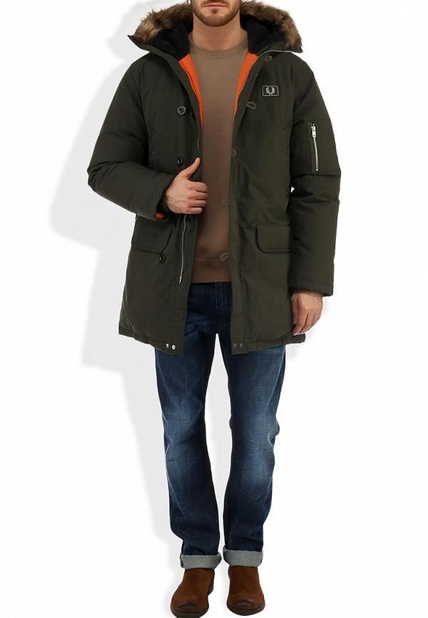 Новые технологии в зимних куртках Fred Perry