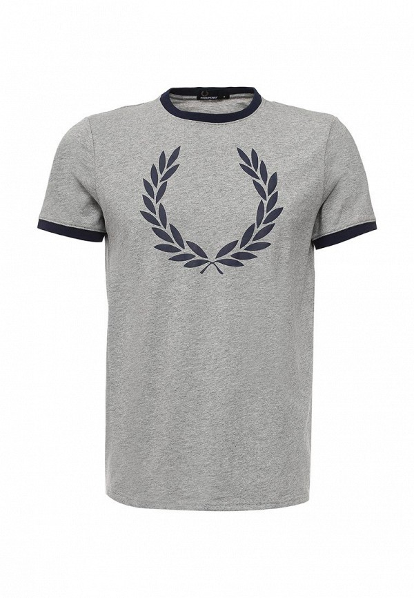 Футболка Fred Perry Fred Perry FR006EMOOI49 fred perry футболка fred perry m8205 420