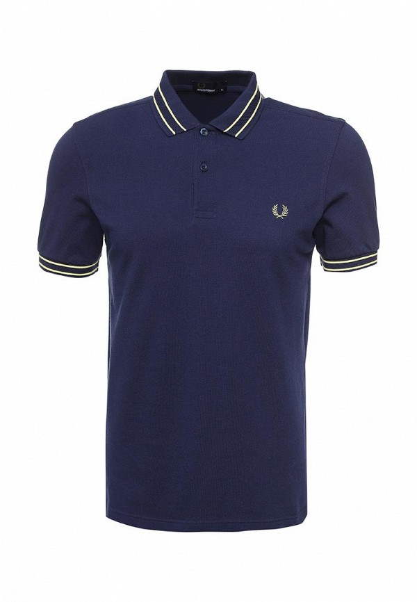 Поло Fred Perry Fred Perry FR006EMRIW26 fred perry b9070 448