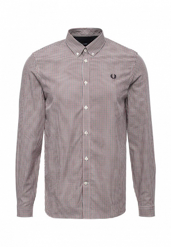 Рубашка Fred Perry Fred Perry FR006EMUIA33 рубашка в клетку insight fred sonic weed green