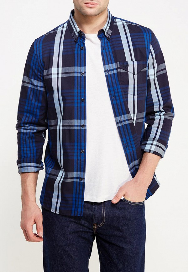Рубашка Fred Perry Fred Perry FR006EMUIA34 рубашка fred perry fred perry fr006emuia54