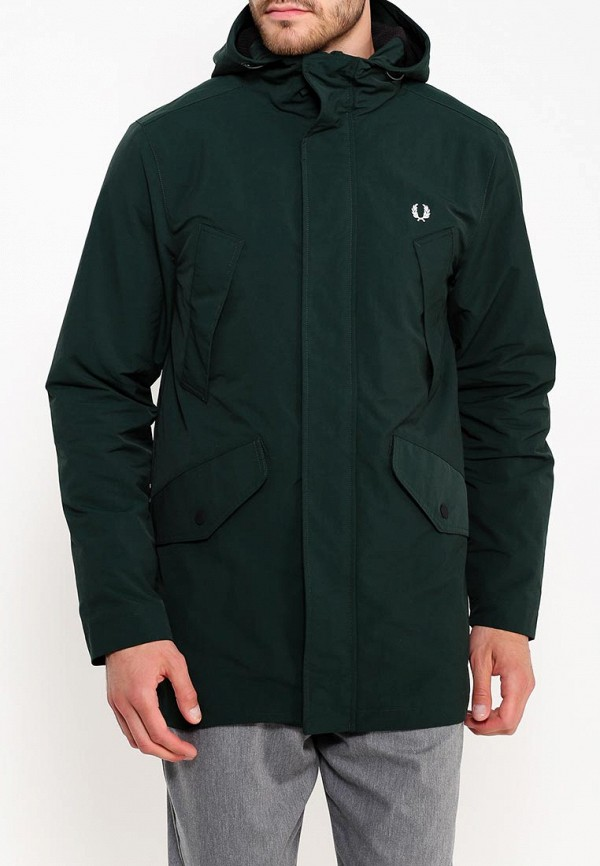 Парка Fred Perry Fred Perry FR006EMUIA41 куртка парка женская fred perry wool parka grey