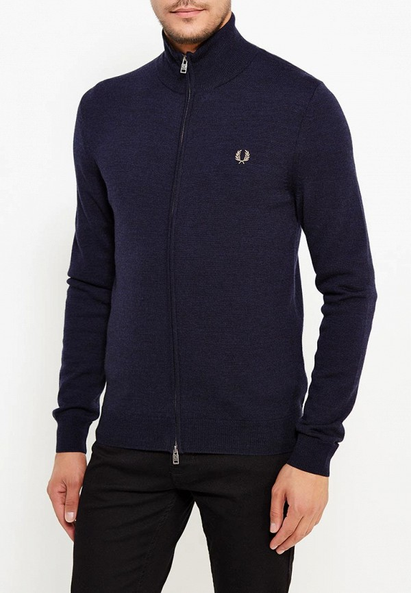 Кардиган Fred Perry Fred Perry FR006EMUIA43 свитшот fred perry fred perry fr006emzzx84