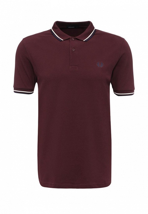 Поло Fred Perry Fred Perry FR006EMUIA48 fred perry b6259u 282