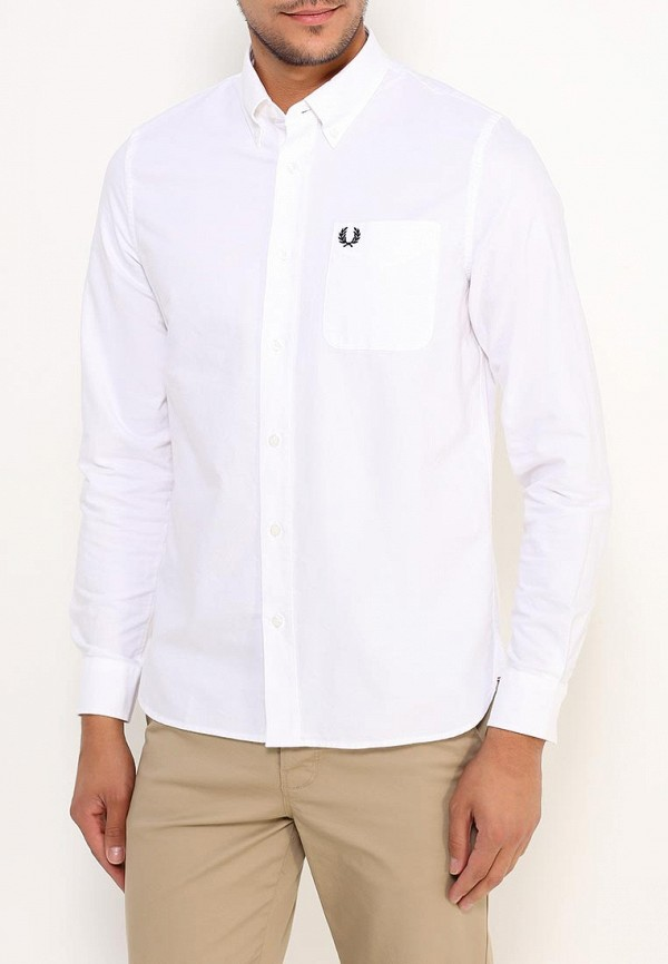 Рубашка Fred Perry Fred Perry FR006EMUIA54 рубашка в клетку insight fred sonic weed green