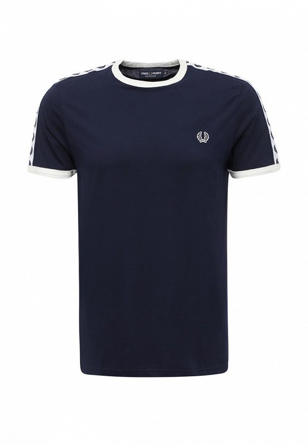 Футболка Fred Perry Fred Perry FR006EMUIA58 fred