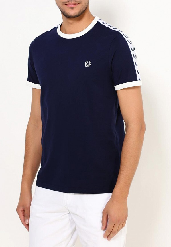 Футболка Fred Perry Fred Perry FR006EMUIA58 футболка fred perry fred perry fr006emzzx34
